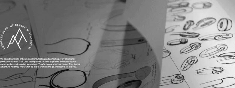 مهندسین کمپانی اسکال کندی تکنسینهای معمولی آزمایشگاهی نیستند بلکه آنها عاشقان موسیقی هستند، کسانی که دیوانه ی ماجراجویی بوده و به خوبی خودتان میدانند که نیازهای یک زندگی پر تحرک چیست.